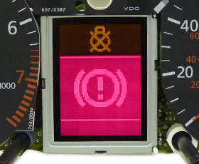 Audi/VW Centre Screen