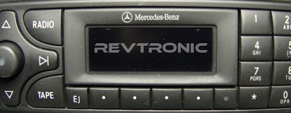 Mercedes Radio Decoding