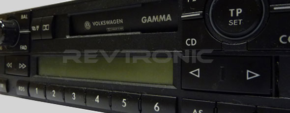 Volkswagen Radio Decoding