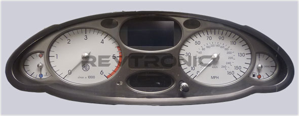 Rover Instrument Cluster Repair