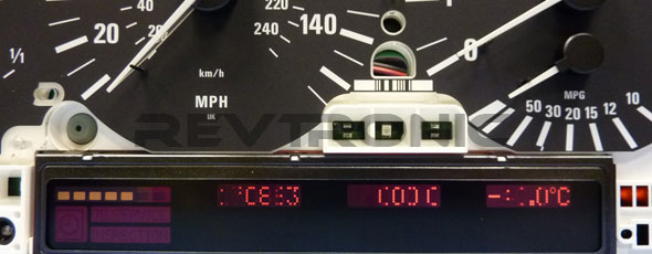 Range Rover Instrument Cluster Repairs