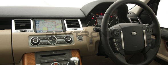 Range Rover Navigation Repair