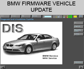 BMW Firmware Software Update Full Vehicle ISIS ISTA